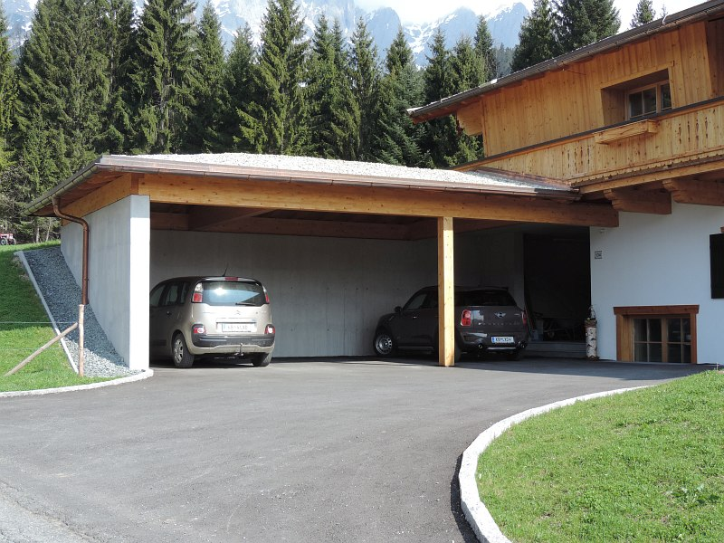carports holzbau mitterer startseite design bilder. Black Bedroom Furniture Sets. Home Design Ideas