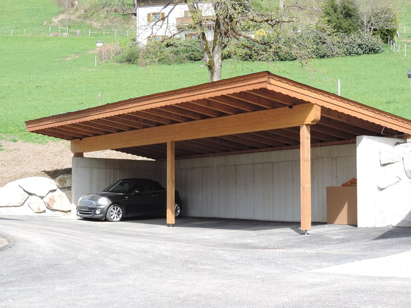 carports holzbau mitterer. Black Bedroom Furniture Sets. Home Design Ideas